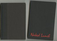 Naked Lunch, front cover and slipcase front
