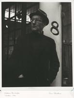 William S. Burroughs, London 1972