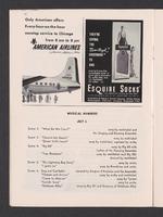 Shinbone Alley Playbill : Page [16-17]
