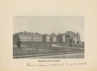 Views of Dannemora, N.Y, Clinton Prison and Dannemora State Hospital.