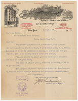 Antozone Chemical Co., letter
