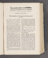 The Exhibit of Congestion Interpreted, p. 27