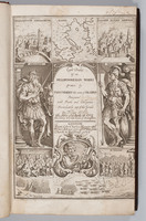 Hobbes's Thucydides-frontispiece