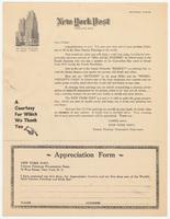 New York Post, advertisement