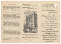 The Cook & Bernheimer Co., flier