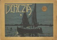 Ricordo di Venezia. Cover.