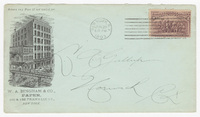 W. A. Bingham & Co., envelope