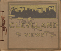 Eighty-Two Views of Cleveland. Cover.