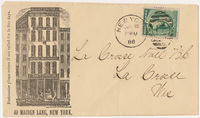 John F. Stratton & Co. Envelope