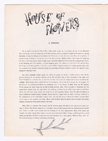 House of Flowers : Page [9]