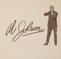 Al Jolson, cover