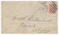 Robert Graves & Co., envelope