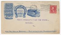 D. Davis & Sons, envelope