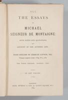Essais-full titlepage