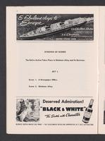 Shinbone Alley Playbill : Page [12-13]