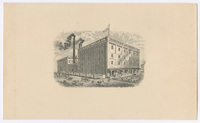 W. D. Hanford, postcard