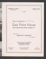 Guy Lombardo presents Lauritz Melchior in Arabian Nights : Inside cover