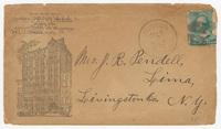Commercial Union Life Insurance Co., envelope