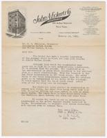 John A. Eckert & Co., letter