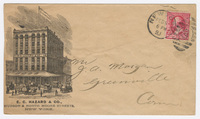 E. C. Hazard & Co., envelope