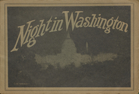 Night in Washington. Cover.
