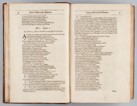 Workes of Beniamin Jonson.  George Chapman's Prefatory Poem, Upon Sejanus, probably 4 verso - 5 verso