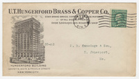 U.T. Hungerford Brass & Copper Co. Envelope