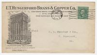 U.T. Hungerford Brass & Copper Co. Envelope
