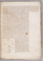 Sefer Otsrot hayim: im hagahot Natan Shapira, Mosheh Zekhut, Benyamin Kohen and Yosef. 16v