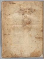 Biblia Sacra Hebraica. Title page.