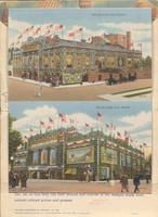 The world's only corn palace : Mitchell, South Dakota.