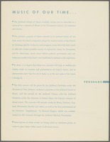 Two Concerts of Music of the Twentieth Century, page 2