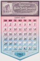 American Bank Note Company, calendar