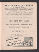 New York City Ballet at City Center : Page [9]