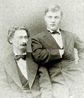 Joseph and Albert Pulitzer