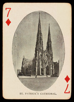 Souvenir of New York. View of five or six cards fanned out