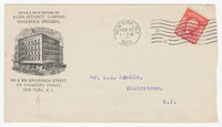 Allen-Ditchett Company, envelope