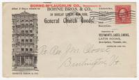 Bohne Bros. & Co., envelope