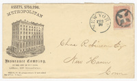 Metropolitan Insurance Company, envelope