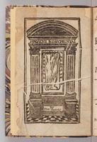 Argalus and Parthenia.  Frontispiece