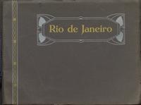 A cidade do Rio de Janeiro.  Cover.