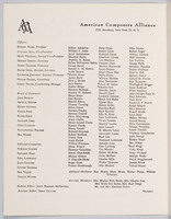 American Composers Alliance Bulletin: Ulysses Kay, page 2
