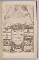 Leviathan, or, The matter, forme, & power of a common-wealth ecclesiasticall and civill. Frontispiece