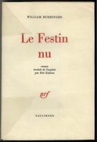 Festin Nu, front cover