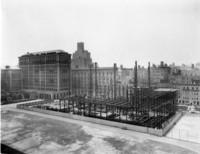 Butler Library Construction 4