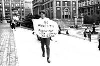 """No Amnesty"" Sign"