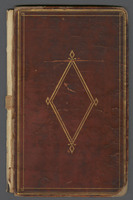 Cable Code Book used by H. A. Jenks, front cover