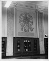 College Library Reading Room Artwork