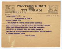 Water Bill Telegram