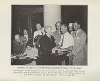 Opening of Fingerprinting Bureau